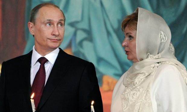 Putins to divorce