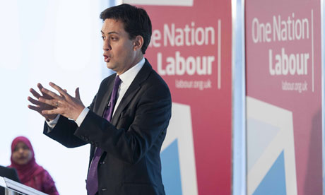 Ed Miliband speech 'A One Nation Plan for Social Security Reform' London, Britain - 06 Jun 2013