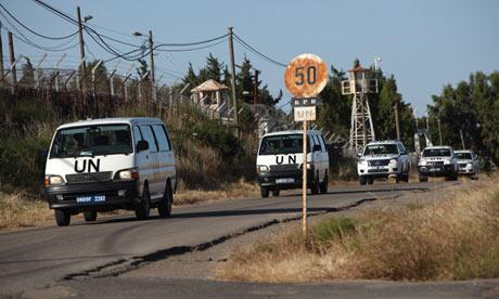 Россия предлагает отправить замену австрийским войскам на израильско-сирийской границе