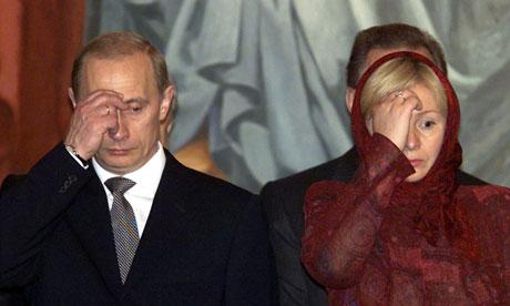 Владимир Путин говорит, что не планирует вступать в повторный брак после расставания с женой