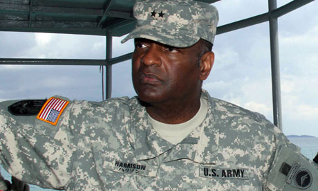 US army suspends two-star general over sexual assault investigation