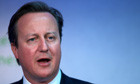 David Cameron addresses nutrition for growth