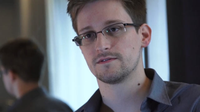 Edward Snowden: the whistleblower behind the NSA surveillance revelations