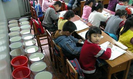China teaching europe education