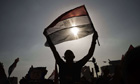 Egypt protests mohamed morsi army ultimatum