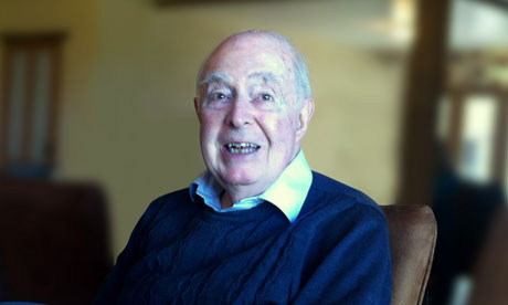 Peter Middleton maintained enthusiasm for many hobbies into old age: jazz, opera, theatre and wine