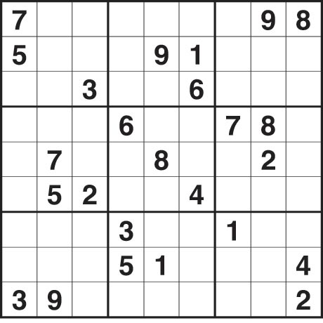 Sudoku 2,554 hard | Life and style | The Guardian