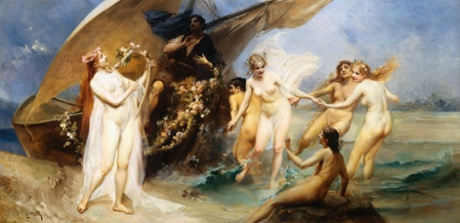 The Sirens by Edouard Veith