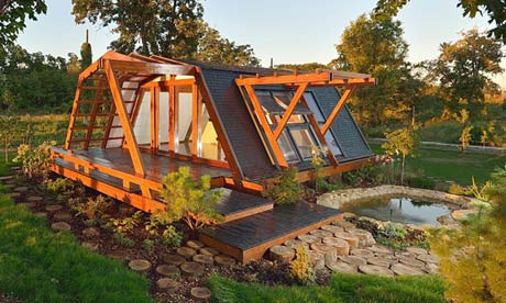 Romanian eco-house
