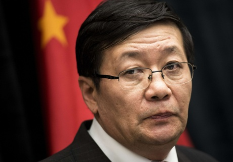 Chinese finance minister Lou Jiwei has reportedly suggested growth could be lower than previously expected.