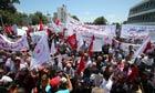 Egypt's upheaval makes waves across region