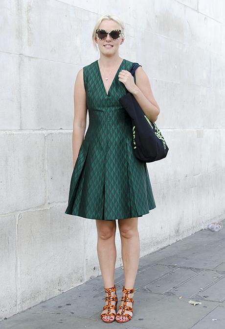 Stylish summer dresses in London