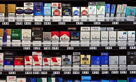 Cigarettes Viceroy slim
