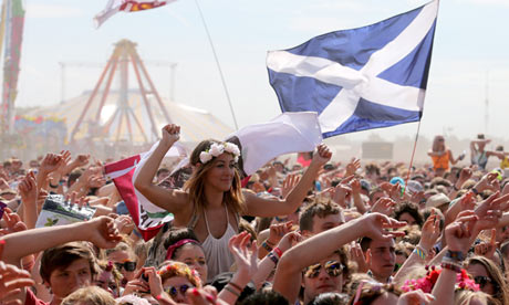bring curtain down on T in the Park festival | Music | theguardian.com