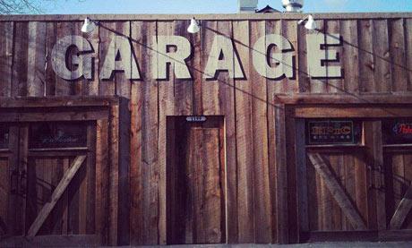 Garage Bar in Salt Lake City