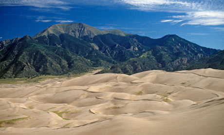 Pinyon Flats, Great Sand Dunes National Park<br /><br />