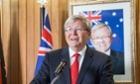 Australian Prime Minister Kevin Rudd speaks in Port Moresby.