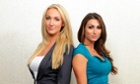 The Apprentice final … Leah and Luisa