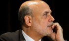 Ben Bernanke: winding down?