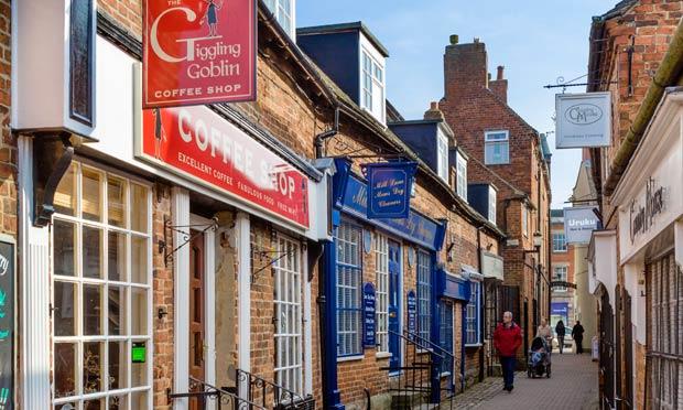 Let S Move To Ashby De La Zouch Leicestershire Money
