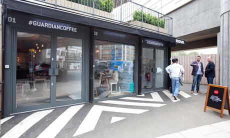Guardian coffee