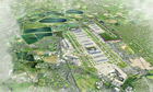 Heathrow airport options for third runway