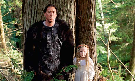Nicholas Cage in The Wicker Man