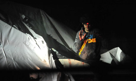 Dzhokhar Tsarnaev: dramatic new pictures of Boston suspect's capture