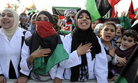 Libya's women's football team banned from major tournament ... Libyan Women
