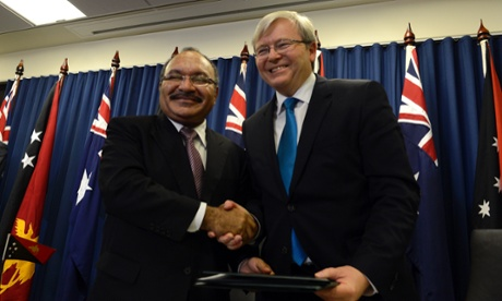 The PNG refugee deal is part of a long history of Australian domination of PNG