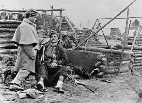Civil War Photojournalism The American Civil War