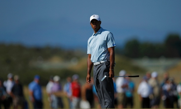 Can Tiger Woods overcome his putting woes to make a mark at Muirfield?