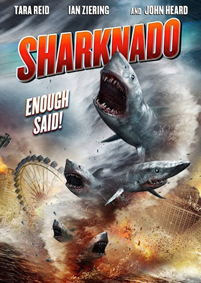 Beyond Sharknado: shark movie posters - in pictures | Film ...