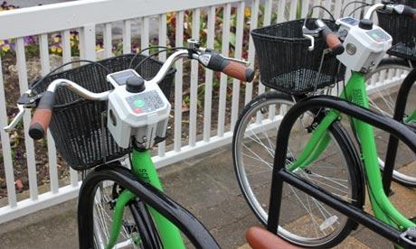 ScratchBikes Sunderland bike hire scheme