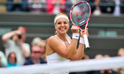 Sabine Lisicki wimbledon ladies semi final