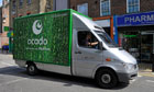 Ocado Tim Steiner business rates