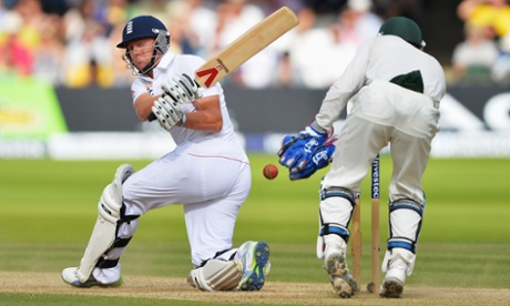 Jonny Bairstow wants in on some runs.