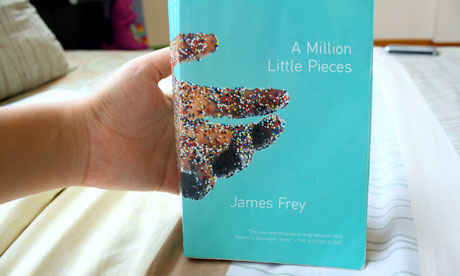 What are you reading today? A Million Little Pieces