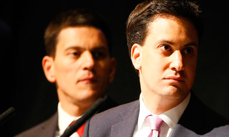 David and Ed Miliband 2010
