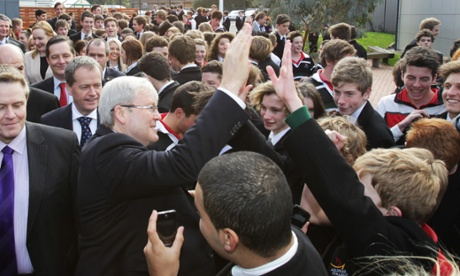 Kevin Rudd/Better Schools