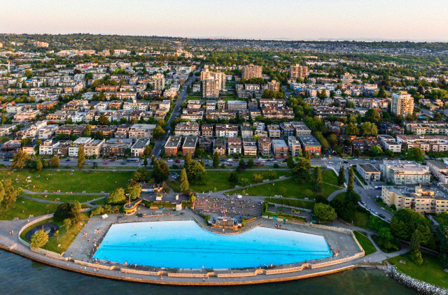 World 39 s best outdoor swimming pools in pictures travel the guardian for City of vancouver swimming pools