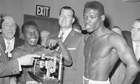 Emile Griffith, Bennie Paret