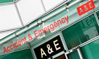 Crisis in A&E over shortage of consultants