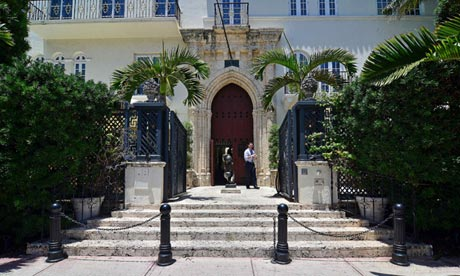 Gianni Versace's mansion