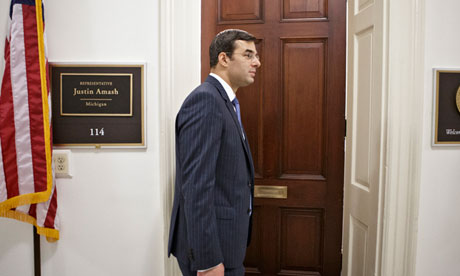 Justin Amash NSA vote