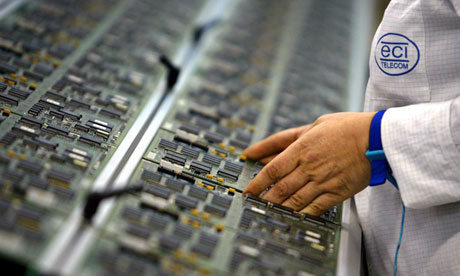 Telecommunication Circuit Board Processing In Israel