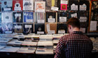 Independent record store