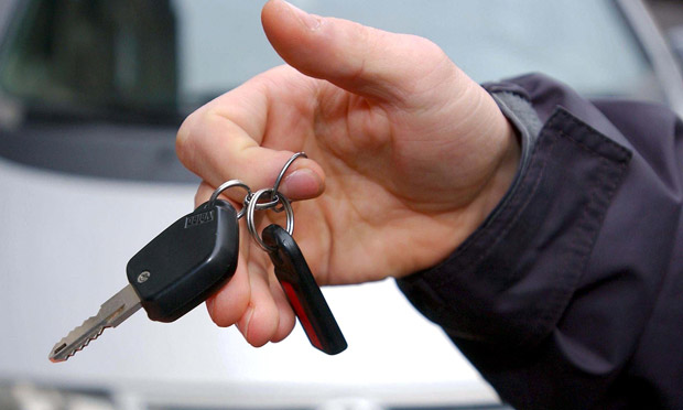 If your house is burgled, make sure your car keys are ...