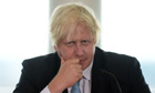 Boris Johnson Olympic press conference