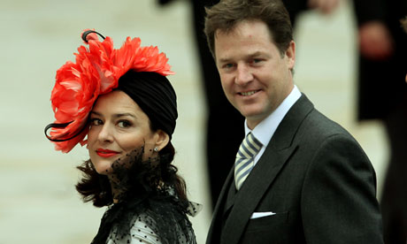 clegg and wife